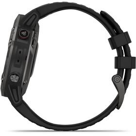 Garmin Fenix 6 Sapphire Multisport GPS Smartwatch, negro